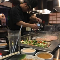 Photo taken at Hibachi Grill Buffet by Jaime V. on 12/28/2016