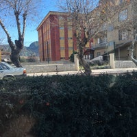 Photo taken at Muhsin Yazıcıoğlu Meydanı by Seni Hiç Ü. on 2/1/2017