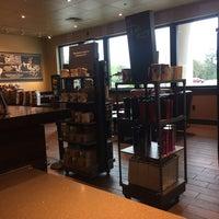 Photo taken at Fort Lee Starbucks by Amanda M. on 4/12/2016