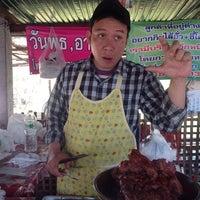 Photo taken at ไส้อั่วคำแปง สาขา 4 by KringNoon L. on 1/13/2014