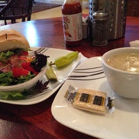 Photo taken at Flying Pig Bistro by William J. on 4/25/2014