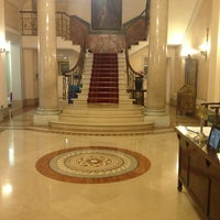 Foto scattata a Hotel Ambasciatori Palace da Zo il 5/23/2013