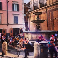 Foto scattata a Piazza degli Zingari da Colin P. il 5/5/2013