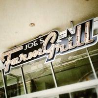 Photo taken at Joe's Farm Grill by Jason P. on 3/8/2013