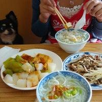 Photo taken at 三禾米粉湯 by Hina C. on 8/23/2014