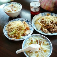Photo taken at 三禾米粉湯 by Hina C. on 6/14/2014
