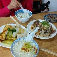 Photo taken at 三禾米粉湯 by Hina C. on 4/3/2014