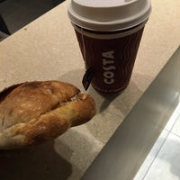 Photo taken at Costa Coffee by Ciara M. on 7/13/2016