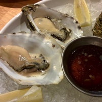 Photo taken at Mourne Seafood Bar by Leonardo R. on 10/24/2014