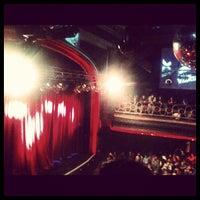 Foto tomada en Teatro Vorterix por Nicolas D. el 9/19/2012