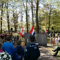 Photo taken at Legerplaats Harskamp | Generaal Winkelman Kazerne by FRLK (Johan) on 5/4/2013