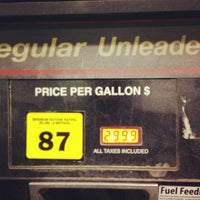 Photo taken at RaceTrac by Bryce C. on 11/27/2012