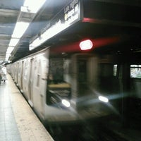 Photo taken at MTA Subway - Q Train by Brian S. on 9/18/2012