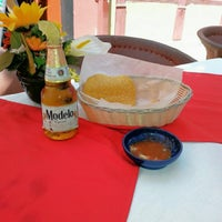 Photo taken at Cantinflas Mexican And Vegetarian Cuisine by Randy on 9/1/2014