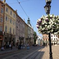 7/27/2013에 Vadim P.님이 Площа Ринок에서 찍은 사진