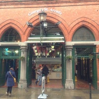 Photo taken at George's Street Arcade Market by Marco N. on 1/19/2013