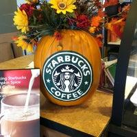 Photo taken at Starbucks by Lauren G. on 10/6/2012
