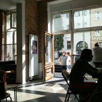 Photo taken at distrikt COFFEE by Carmen on 7/16/2016