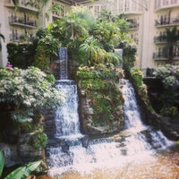 Photo taken at Gaylord Opryland Resort & Convention Center by David B. on 6/20/2013