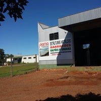 Photo taken at Prima Estruturas Metálicas & Construtora by Endrew V. on 11/16/2014