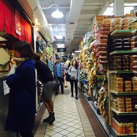 Photo taken at Essex Street Market by Georgiana M. on 10/1/2016