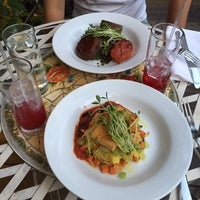 Photo taken at Hill Cafe by Georgiana M. on 8/1/2015