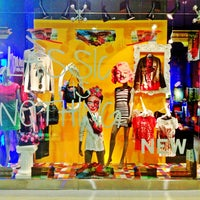Photo taken at Desigual by Laura M. on 8/20/2013