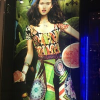 Photo taken at Desigual by Laura M. on 6/15/2013