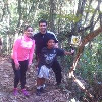 Photo taken at Parque Por La Paz by Veronica S. on 4/6/2014