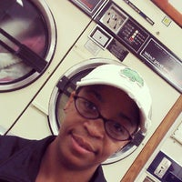 Photo taken at Launderland Coin Wash by Lamarvie V. on 8/3/2013