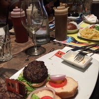 Photo taken at Barbis Diner & Bar by Karine A. on 10/9/2015