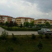 Photo taken at Aydınlar Sitesi Parkı by Server Ö. on 6/29/2016