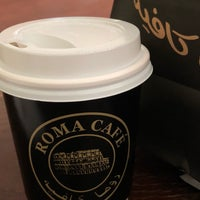 Photo taken at Roma Cafe by S88 on 4/12/2018