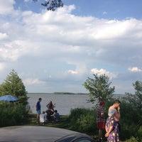 Photo taken at оз. Лазерное by Alexandr G. on 6/15/2013