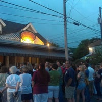 Photo taken at Benner Street Restaurant & Bar by George W. on 5/24/2013