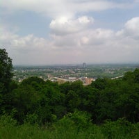 Photo taken at Lehigh University Lookout by George W. on 5/27/2015
