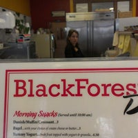 Photo taken at BlackForest Deli & Catering by George W. on 4/6/2013