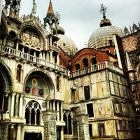 Photo taken at St Mark's Basilica by gregaworld on 5/5/2013