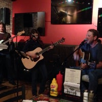 Photo taken at Lindburgers by Sandy Pallot K. on 3/21/2014