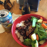 Photo taken at Yokozuna Teriyaki by Alan M. on 4/3/2016