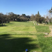 Photo taken at Almaden Golf and Country Club by Alan M. on 1/3/2015