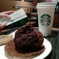 Photo taken at Starbucks by Stéphanie Q. on 3/9/2013