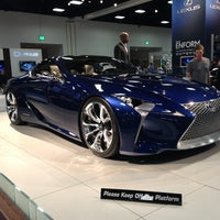 Photo taken at San Diego International Auto Show by Susan B. on 12/29/2012