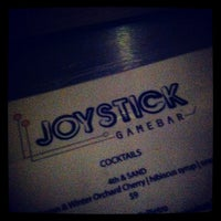 Photo taken at Joystick Gamebar by Amelia T. on 10/6/2012