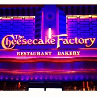 Photo taken at The Cheesecake Factory by S3doun on 11/26/2012