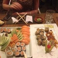 Photo taken at Naka Naka Sushi Bar by Ana Beatriz N. on 9/15/2012