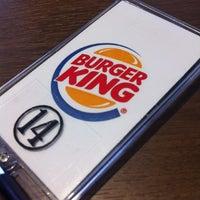 Photo taken at Burger King by Jet H. on 7/14/2013