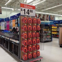 Photo taken at Walmart Supercenter by Letitia B. on 5/17/2013