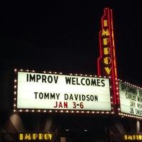 Photo taken at Ontario Improv Comedy Club by Jacqui 4sq Ninija Y. on 1/4/2013