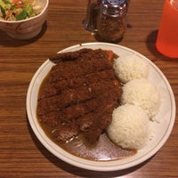 Photo taken at Curry Up Cafe by Gil R. on 12/5/2013